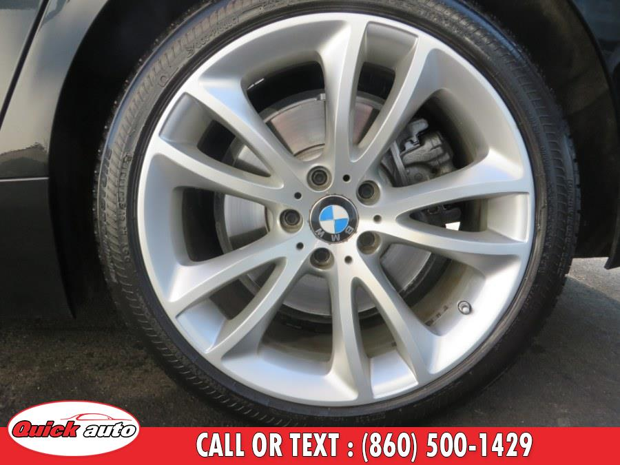 Used BMW 6 Series 4dr Sdn 640i xDrive AWD Gran Coupe 2014   Quick Auto LLC. Bristol, Connecticut