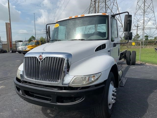 Used INTERNATIONAL 4300 CAB & CHASSIS 2013 | NJ Truck Spot. South Amboy, New Jersey