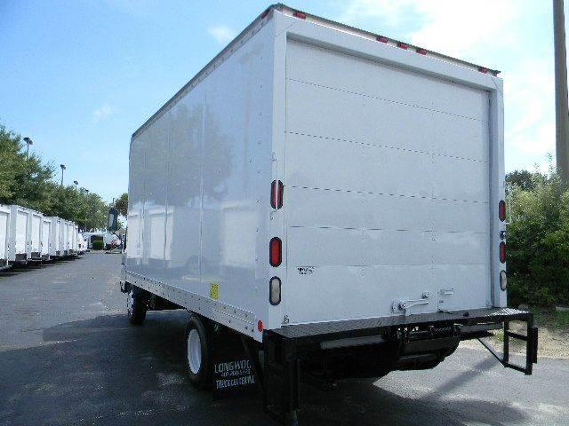 Used GMC W4S042 W4500 HD DSL REG BOX TRUCK 2007 | NJ Truck Spot. South Amboy, New Jersey