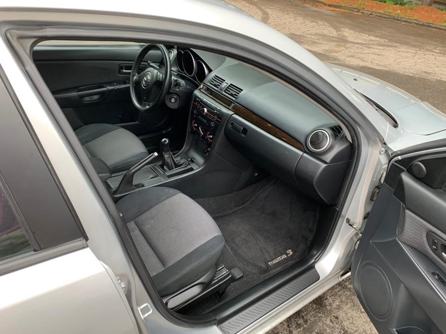 Used Mazda Mazda3 4dr Sdn Manual i Touring 2007 | Automotive Edge. Cheshire, Connecticut