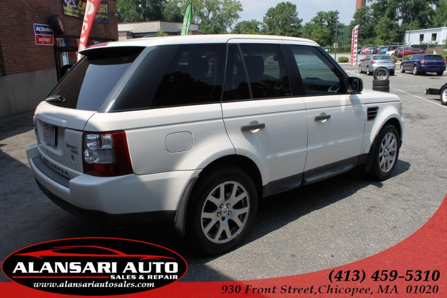 Used Land Rover Range Rover Sport 4WD 4dr HSE 2009   AlAnsari Auto Sales & Repair . Chicopee, Massachusetts