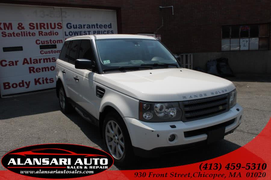 Used 2009 Land Rover Range Rover Sport in Chicopee, Massachusetts | AlAnsari Auto Sales & Repair . Chicopee, Massachusetts
