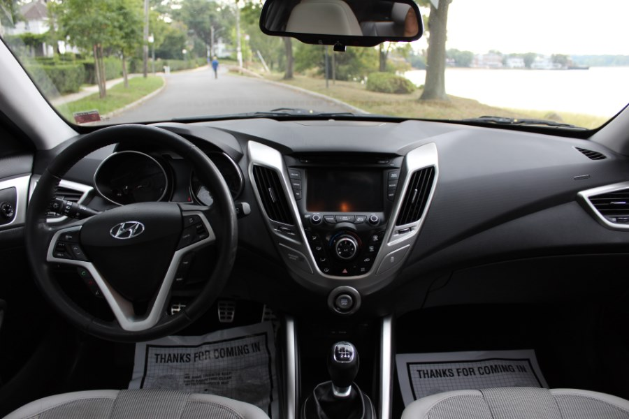 2012 Hyundai Veloster 3dr Cpe Manual, available for sale in Great Neck, NY
