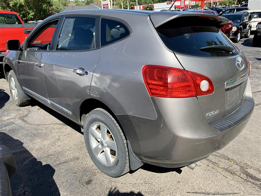 Used Nissan Rogue FWD 4dr S 2012 | Second Street Auto Sales Inc. Manchester, New Hampshire
