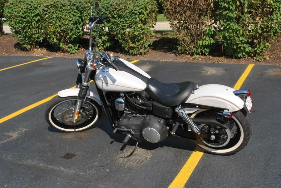 Used Harley Davidson FXDB Street Bob STREET BOB 2010 | Showcase of Cycles. Plainfield, Illinois
