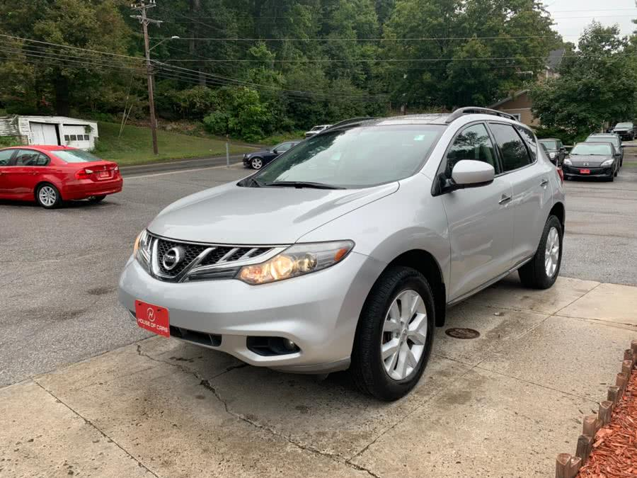 Used Nissan Murano AWD 4dr LE 2012 | House of Cars CT. Meriden, Connecticut