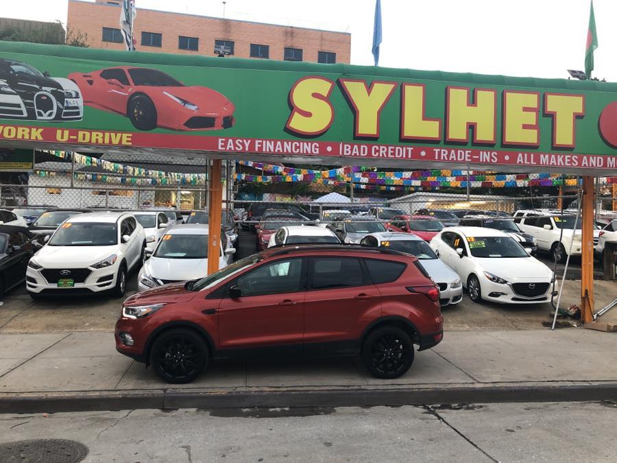 Used Ford Escape SE 4WD 2019   Sylhet Motors Inc.. Jamaica, New York