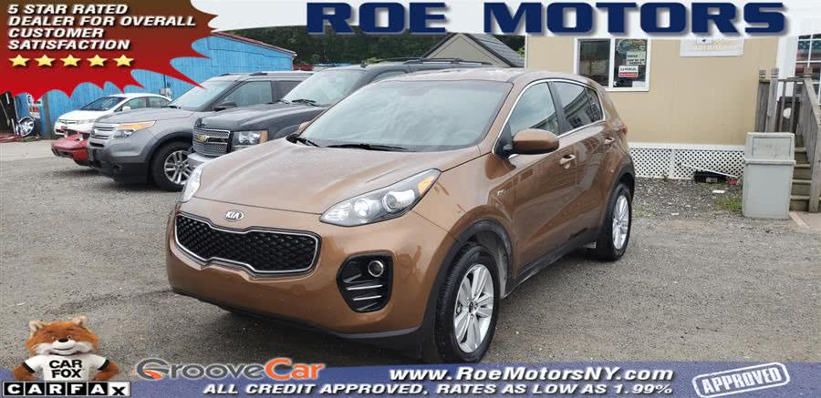 Used 2019 Kia Sportage in Shirley, New York | Roe Motors Ltd. Shirley, New York