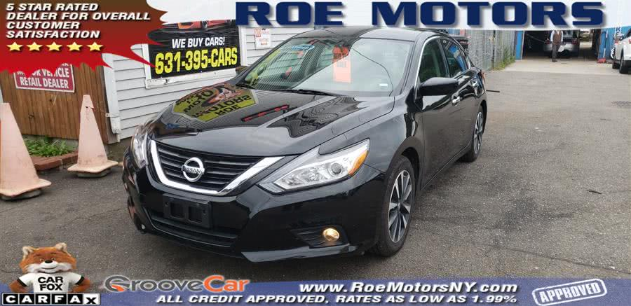 Used 2018 Nissan Altima in Shirley, New York | Roe Motors Ltd. Shirley, New York