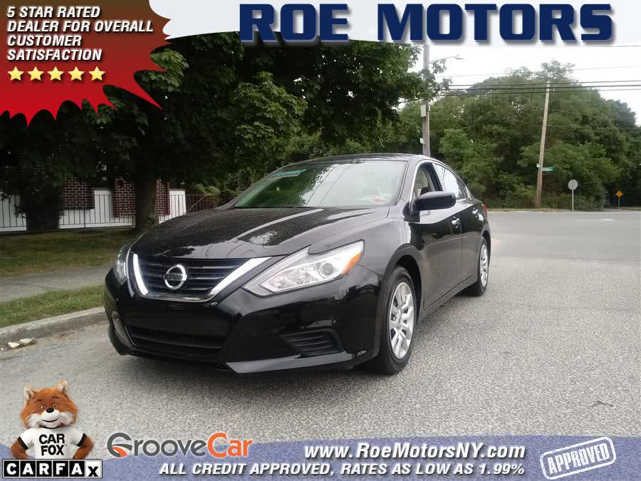 Used 2016 Nissan Altima in Shirley, New York | Roe Motors Ltd. Shirley, New York