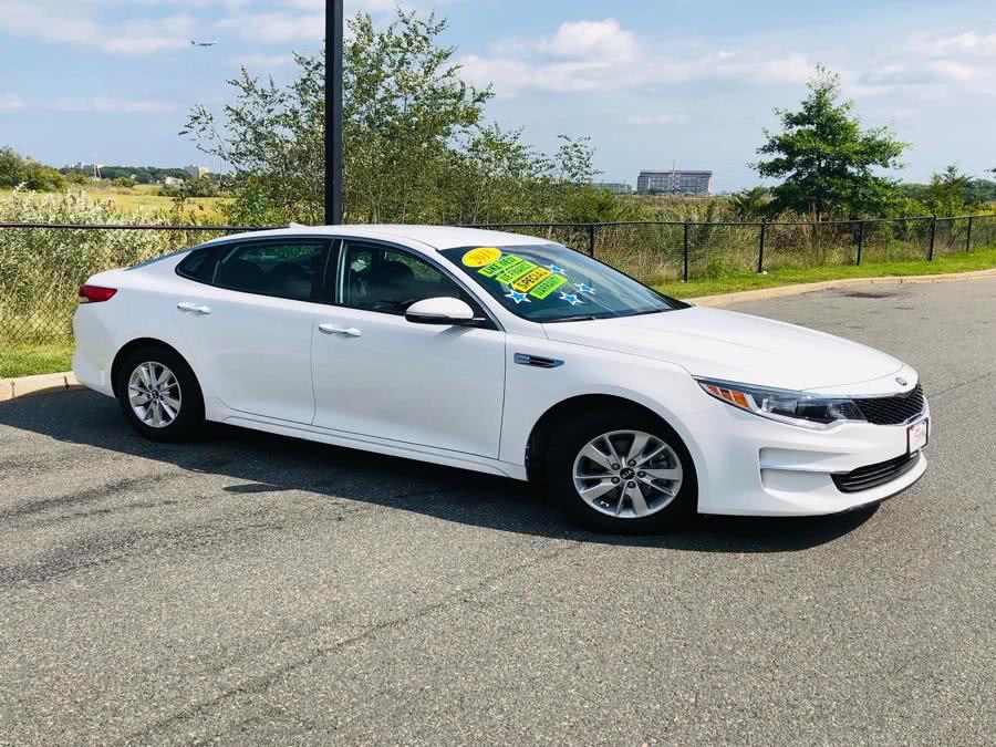 Used Kia Optima LX 2018   Sena Motors Inc. Revere, Massachusetts