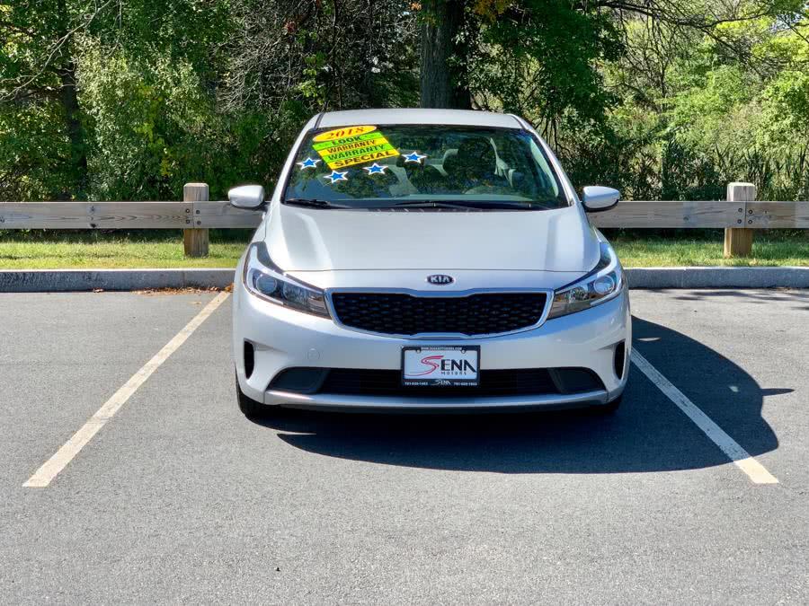 Used Kia Forte LX 2018   Sena Motors Inc. Revere, Massachusetts