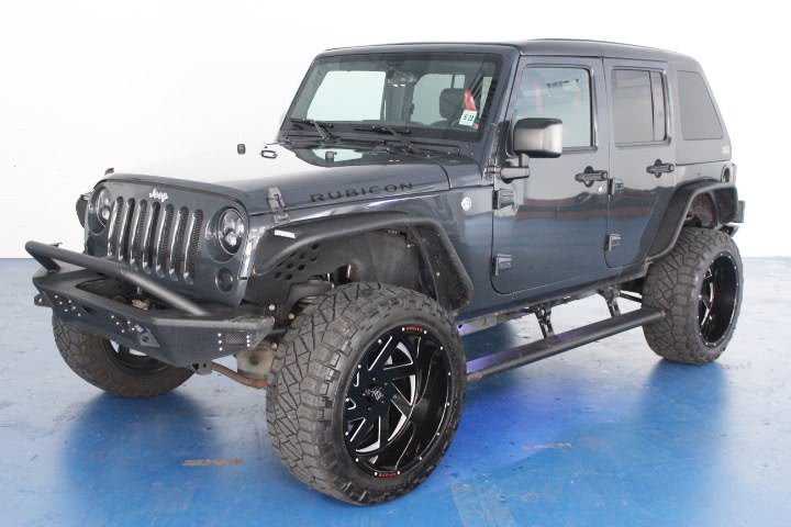 Used 2016 Jeep Wrangler Unlimited in Newark , New Jersey | Icon World LLC. Newark , New Jersey