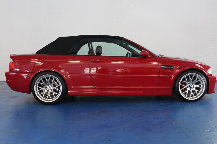Used BMW 3 Series M3 2dr Convertible 2005 | Icon World LLC. Newark , New Jersey