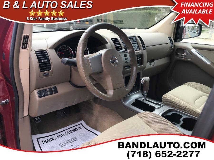 Used Nissan Pathfinder 4WD 4dr S 2007 | B & L Auto Sales LLC. Bronx, New York