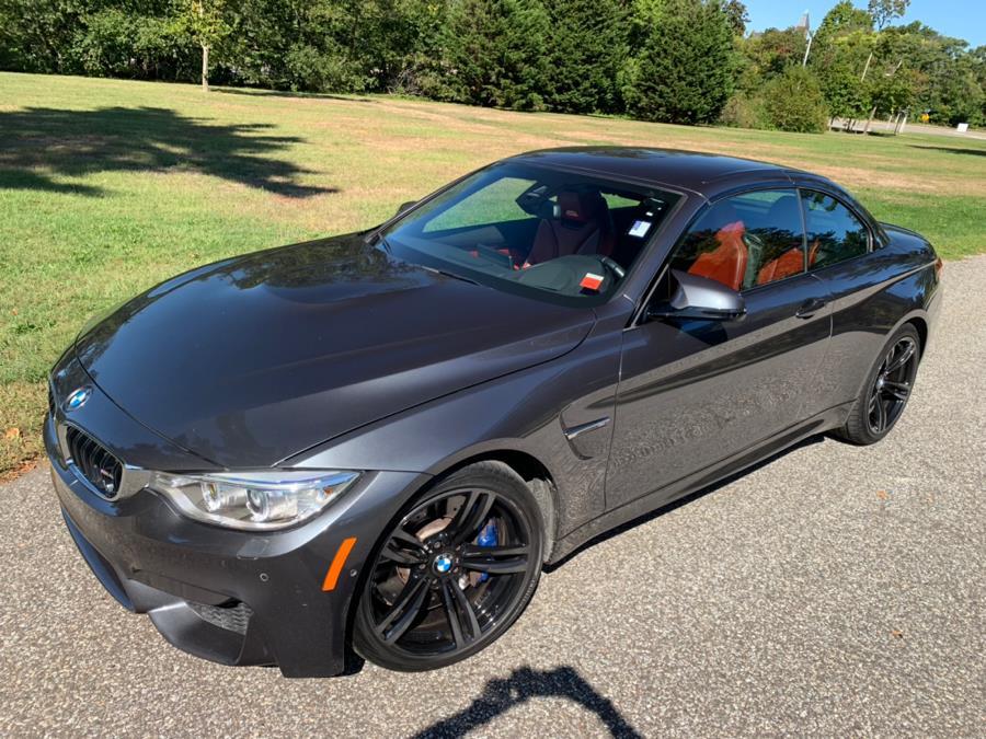 Used BMW M4 2dr Conv 2016 | Luxury Motor Club. Franklin Square, New York