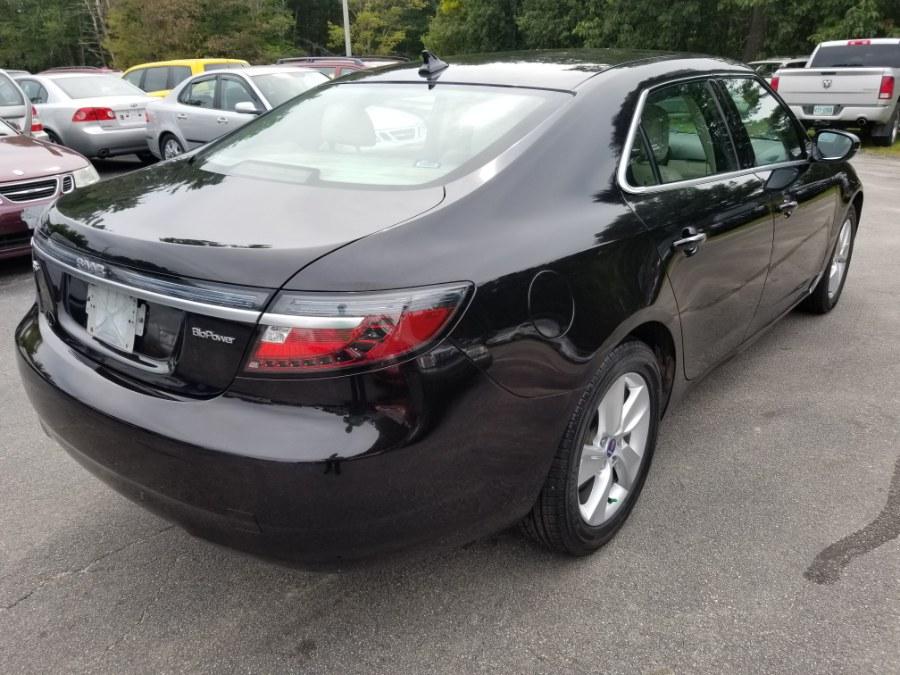 Used Saab 9-5 4dr Sdn Turbo4 Premium *Ltd Avail* 2011 | ODA Auto Precision LLC. Auburn, New Hampshire