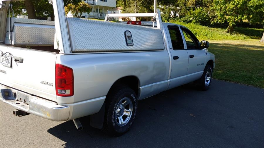 """2002 Dodge Ram 1500 4dr Quad Cab 160"""" WB 4WD, available for sale in Ansonia, CT"""