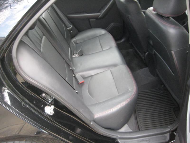 Used Kia Forte SX 4dr Sedan 5A 2010 | Rite Choice Auto Inc.. Massapequa, New York