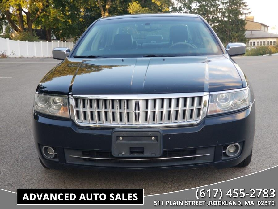 Used Lincoln MKZ 4dr Sdn AWD 2007 | Advanced Auto Sales. Rockland, Massachusetts