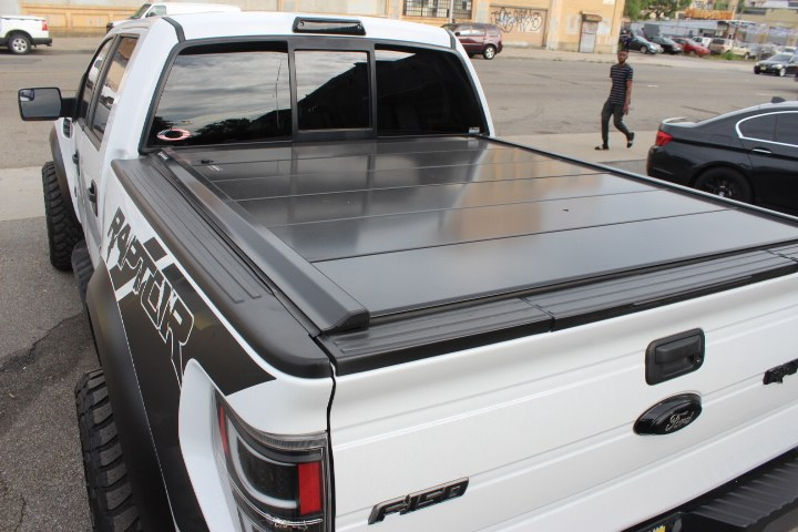 "Used Ford F-150 4WD SuperCrew 145"" SVT Raptor 2014 