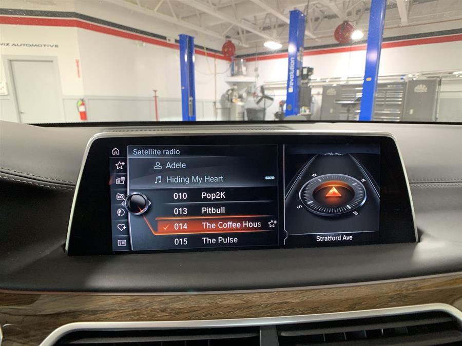 Used BMW 7 Series 740i xDrive Sedan 2017   Wiz Leasing Inc. Stratford, Connecticut