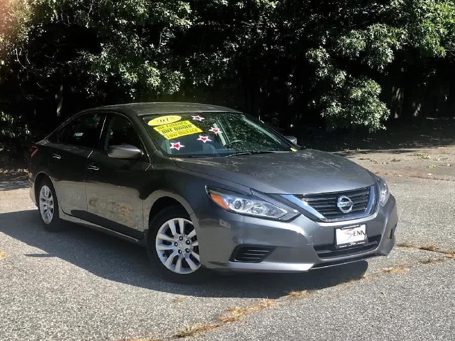 Used Nissan Altima 2.5 SV Sedan 2018 | Sena Motors Inc. Revere, Massachusetts