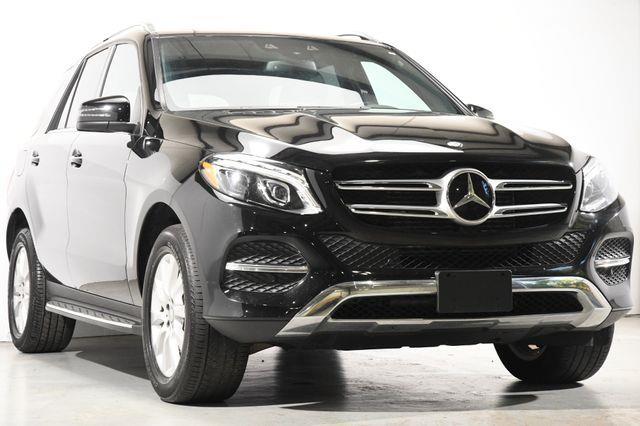 2016 Mercedes-Benz GLE 300d w/ Nav/ Blind Spot/ Safety photo