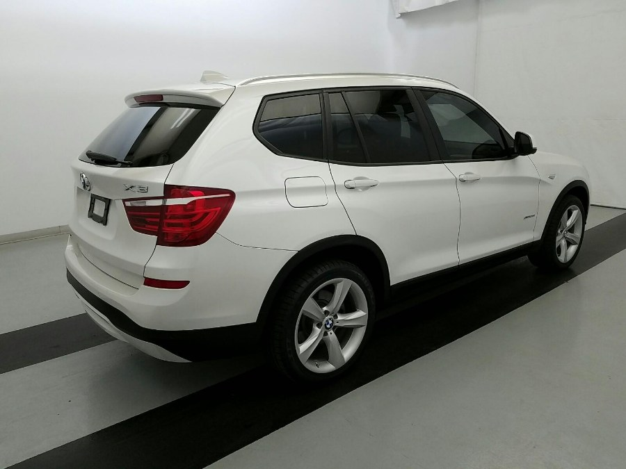 Used BMW X3 sDrive28i Sports Activity Vehicle 2017 | Luxury Motor Club. Franklin Square, New York