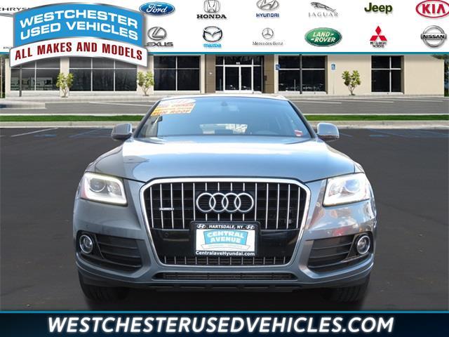 Used Audi Q5 2.0T Premium 2017 | Westchester Used Vehicles. White Plains, New York