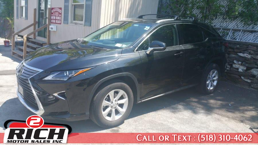 Used Lexus RX RX 350 AWD PREMIUM PKGE. 2017 | 2 Rich Motor Sales Inc. Bronx, New York