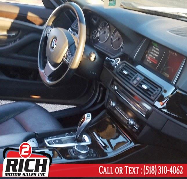 Used BMW 5 Series 4dr Sdn 535i xDrive AWD 2015   2 Rich Motor Sales Inc. Bronx, New York