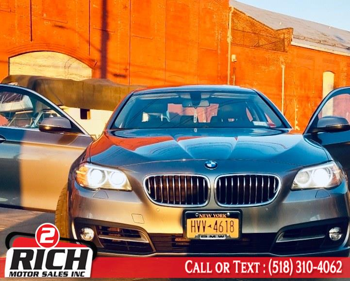 Used BMW 5 Series 4dr Sdn 535i xDrive AWD 2015 | 2 Rich Motor Sales Inc. Bronx, New York