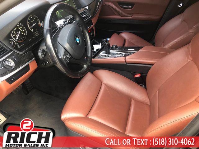 Used BMW 5 Series 4dr Sdn 550i xDrive AWD 2013   2 Rich Motor Sales Inc. Bronx, New York