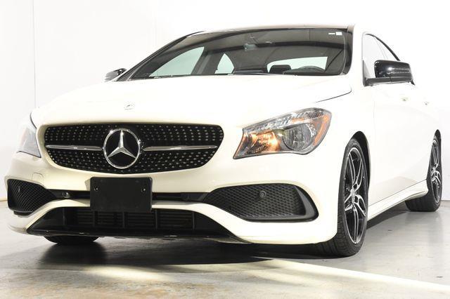 The 2018 Mercedes-Benz CLA 250 AMG Sport/ Nav/ Blind Spot/ Pa photos