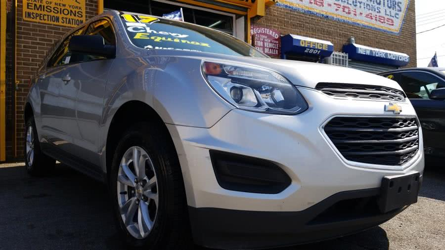 Used Chevrolet Equinox AWD 4dr LS 2017 | New York Motors Group Solutions LLC. Bronx, New York