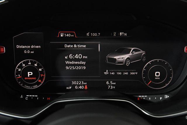 2016 Audi Tt Coupe s W/ Virtual Cockpit 2.0T photo