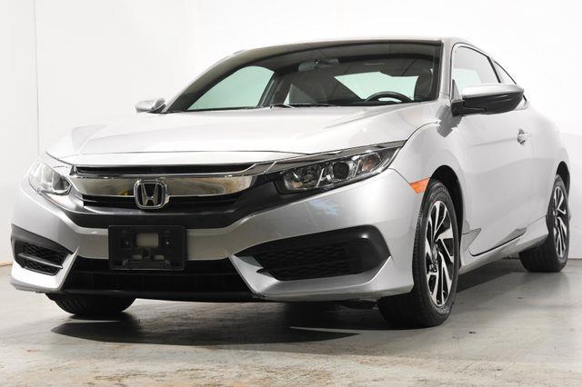The 2016 Honda Civic LX-P photos