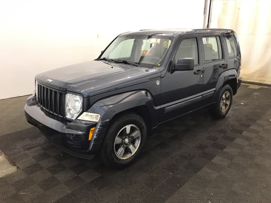 Used Jeep Liberty 4WD 4dr Sport 2008 | Best Auto Sales LLC. Manchester, Connecticut