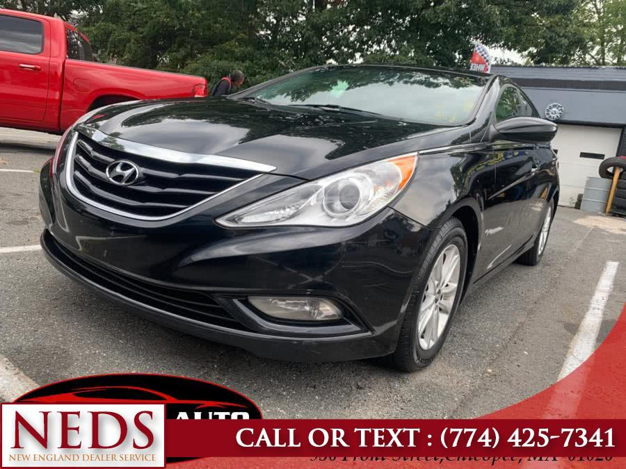 Used 2013 Hyundai Sonata in Indian Orchard, Massachusetts | New England Dealer Services. Indian Orchard, Massachusetts