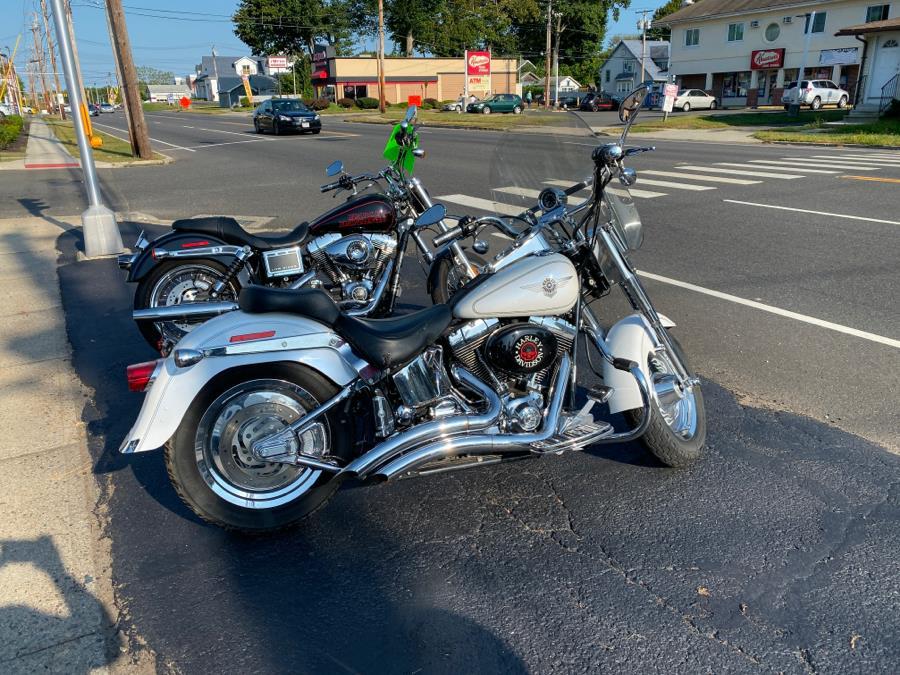 Used Harley Davidson Fat Boy FLSTFI 2004   Village Auto Sales. Milford, Connecticut