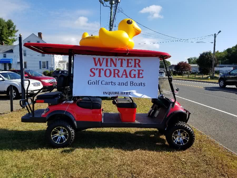 Used 2019 Cart/Boat Storage Cart/BoatStorage in Old Saybrook, Connecticut | Saybrook Leasing and Rental LLC. Old Saybrook, Connecticut