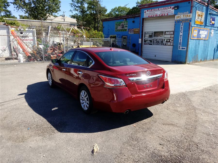 Used Nissan Altima 4dr Sdn I4 2.5 S 2015   Roe Motors Ltd. Shirley, New York