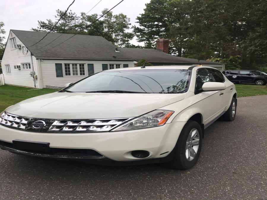 Used Nissan Murano 4dr SL V6 AWD 2006   CarMart Auto Services. Farmingdale, New York