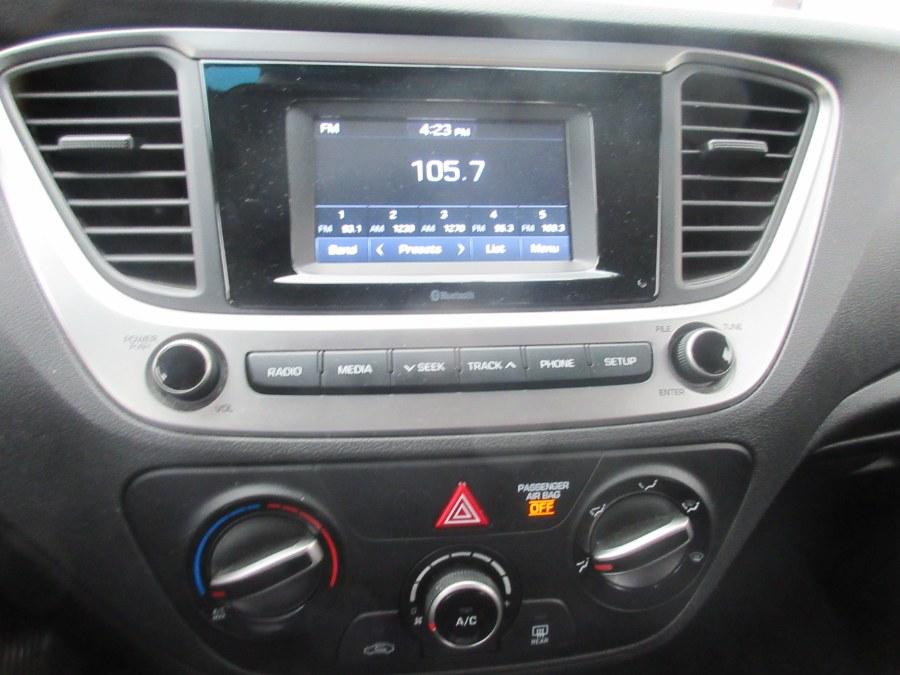Used Hyundai Accent SE Sedan Auto 2018 | Route 27 Auto Mall. Linden, New Jersey