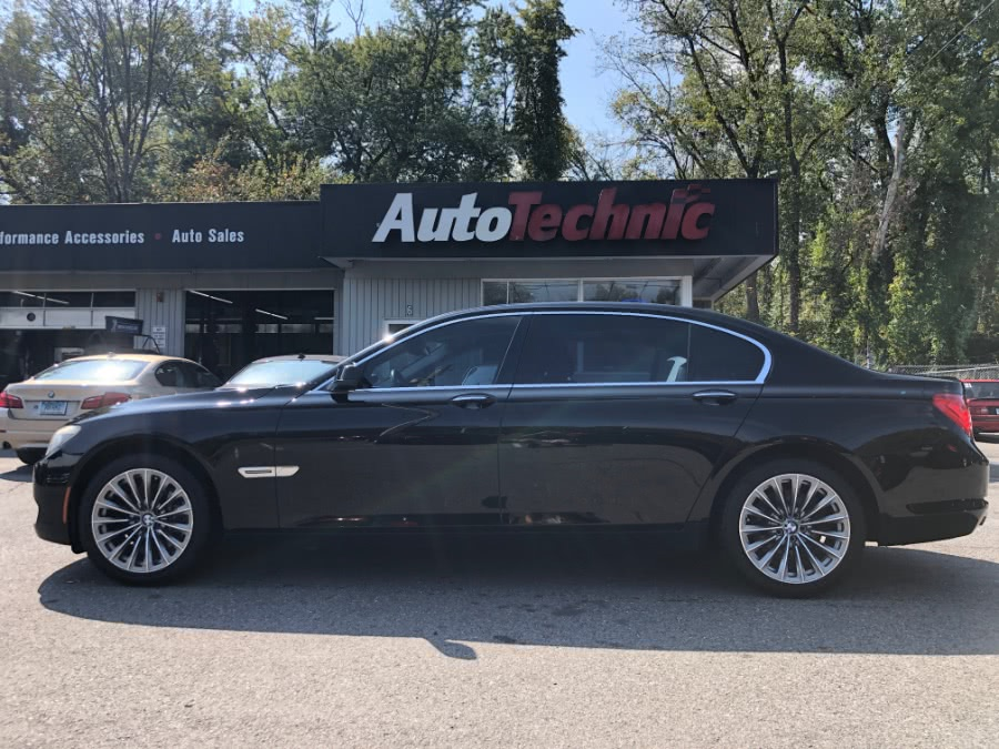 Used 2011 BMW 7 Series in New Milford, Connecticut