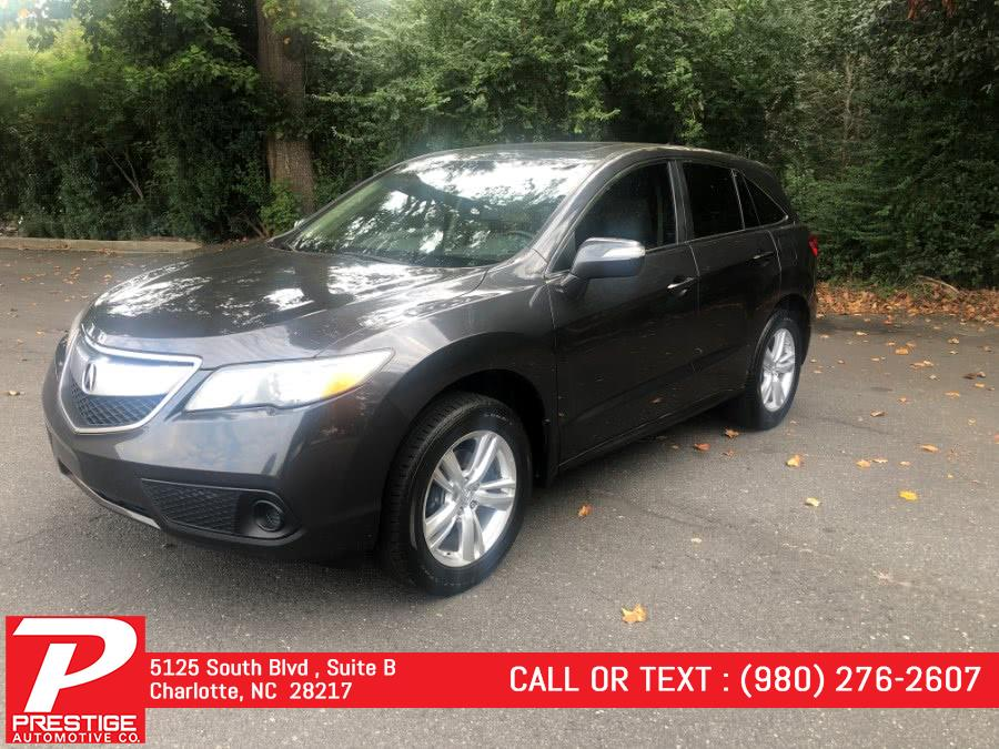 Used 2013 Acura RDX in Charlotte, North Carolina | Prestige Automotive Companies. Charlotte, North Carolina