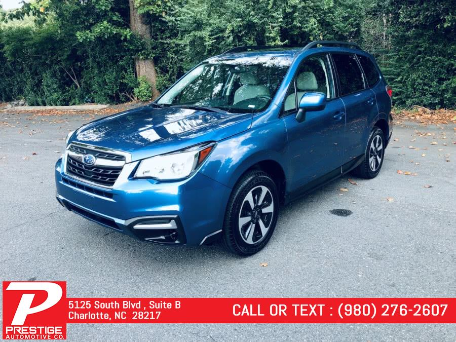 Used 2018 Subaru Forester in Charlotte, North Carolina | Prestige Automotive Companies. Charlotte, North Carolina