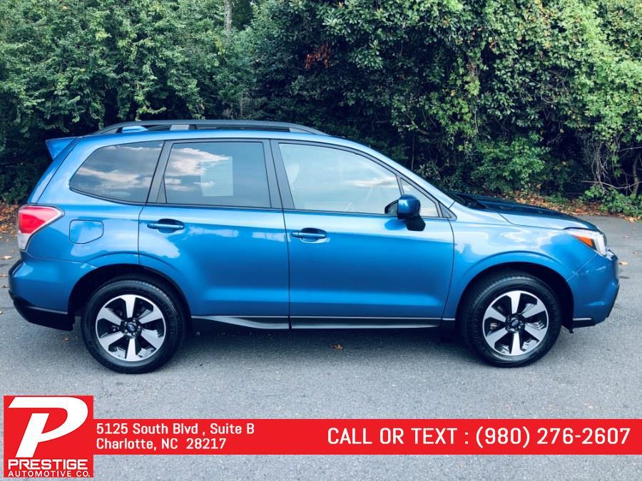 Used Subaru Forester 2.5i Premium CVT 2018 | Prestige Automotive Companies. Charlotte, North Carolina