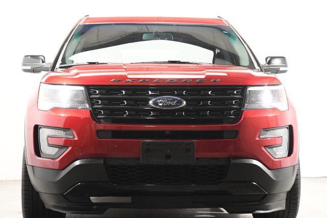 2016 Ford Explorer Sport photo
